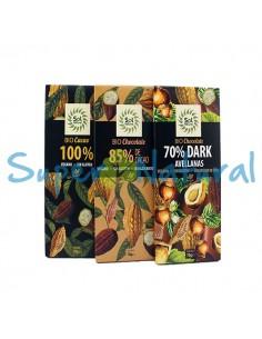 Pack Chocolate Sol Natural...