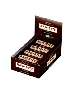 Barrita cacao Raw Bite Caja...
