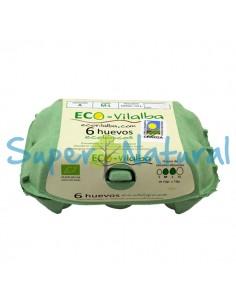 Huevos Eco-Vilalba 6 uds