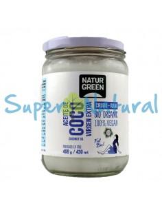 Aceite de coco Naturgreen...