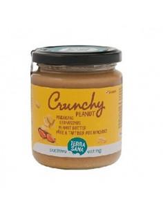 Crema cacahuetes crunchy...